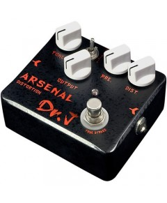 Pedal De Guitarra Joyo Dr. J Series D51 - Arsenal Distortion