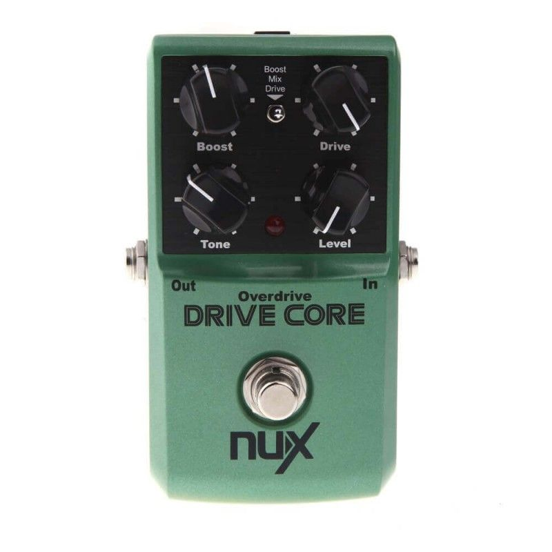 NUX DRIVE CORE Pedal booster y Overdrive