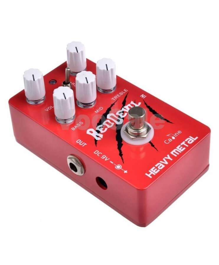 CALINE CP-30 RED DEVIL - HEAVY METAL DISTORTION
