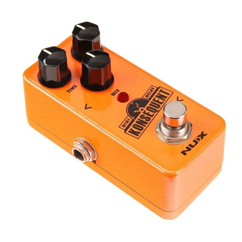 Nux Mini Core Ndd2 Konsequent Digital Delay