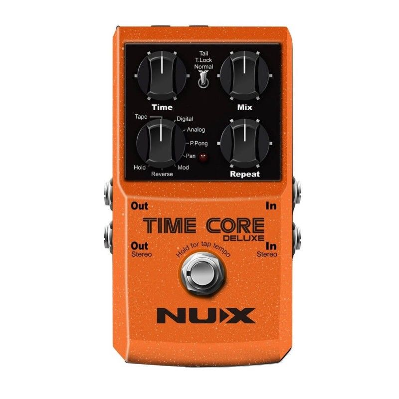 NUX TIME CORE DELUXE -DELAY PEDAL