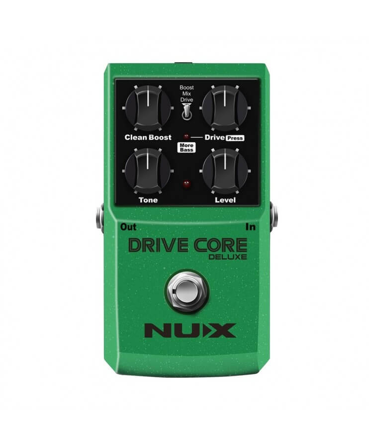 Nux Drive Core Deluxe Analog Overdrive