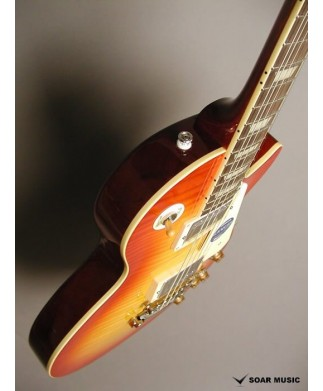 Bacchus Craft Series BLS-59FM CHERRY SUNBURST - MADE IN JAPAN