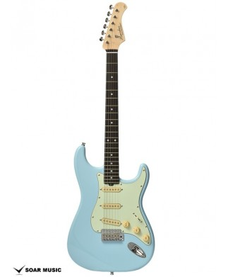 BACCHUS STRATOCASTER BST-650B SOB GLOBAL SERIES