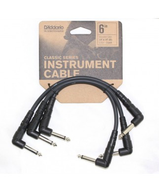 PATCH CABLE DADDARIO PLANET WAVES 15 cm