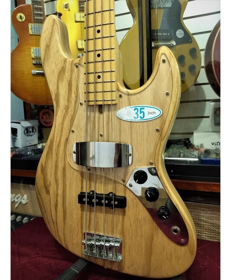 JAZZ BASS BACCHUS WL-435 GLOBAL SERIES